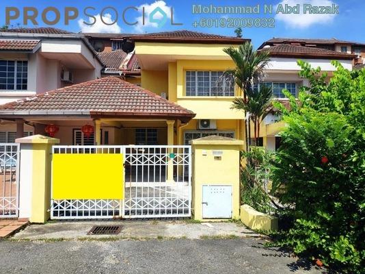 Terrace For Sale in BK4, Bandar Kinrara Freehold Unfurnished 4R/3B 760k