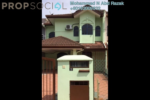 Terrace For Sale in Section 7, Shah Alam Freehold Unfurnished 5R/3B 669k