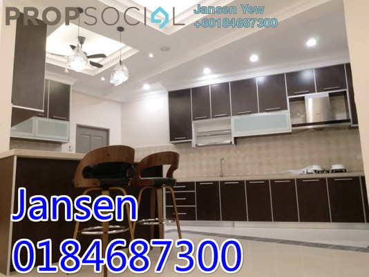 Condominium For Sale in The View, Batu Uban Freehold Fully Furnished 4R/4B 900k