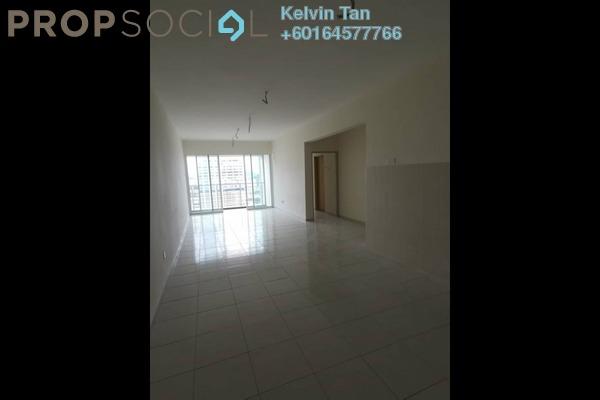 Condominium For Sale in Mahsuri Apartment, Setiawangsa Freehold Unfurnished 3R/3B 470k