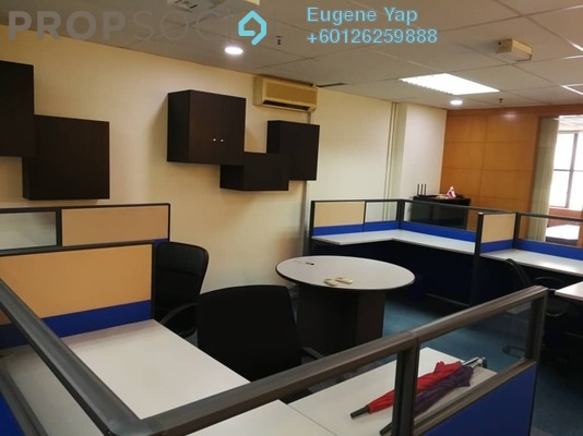 Office For Rent in Plaza Mont Kiara, Mont Kiara Freehold Fully Furnished 0R/0B 2.5k