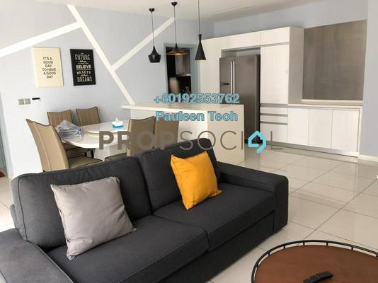 Serviced Residence For Sale in M City, Ampang Hilir Freehold Fully Furnished 3R/2B 1.8m