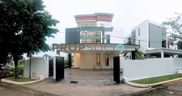 Bungalow For Rent in Country Heights Kajang, Kajang Freehold Semi Furnished 7R/10B 10k