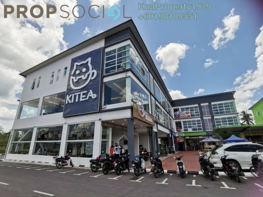 Shop For Sale in Jalan Kuching, Serian Freehold Unfurnished 0R/0B 1.38m