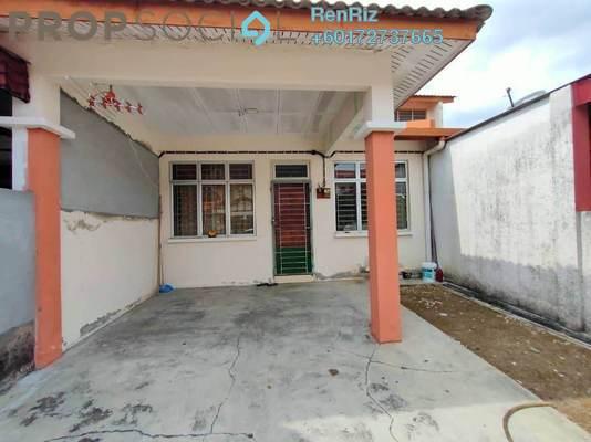Terrace For Sale in Taman Mawar, Bandar Baru Salak Tinggi Freehold Semi Furnished 3R/2B 320k