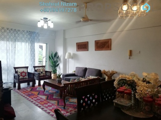Condominium For Sale in Emerald Hill, Ampang Freehold Semi Furnished 3R/2B 420k