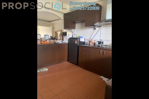 Condominium For Rent in Vista Komanwel, Bukit Jalil Freehold Fully Furnished 3R/2B 1.5k