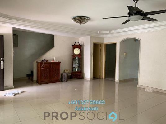 Terrace For Sale in SD9, Bandar Sri Damansara Freehold Semi Furnished 5R/3B 1.88m