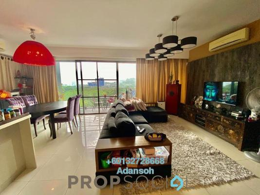 Condominium For Sale in The Westside One, Desa ParkCity Freehold Semi Furnished 3R/3B 1.4m