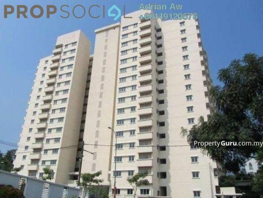 Condominium For Sale in Mandarina Court, Cheras Freehold Unfurnished 3R/2B 260k