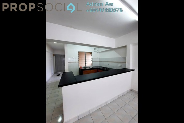 Condominium For Rent in Plaza 393, Cheras Freehold Semi Furnished 3R/2B 1.5k