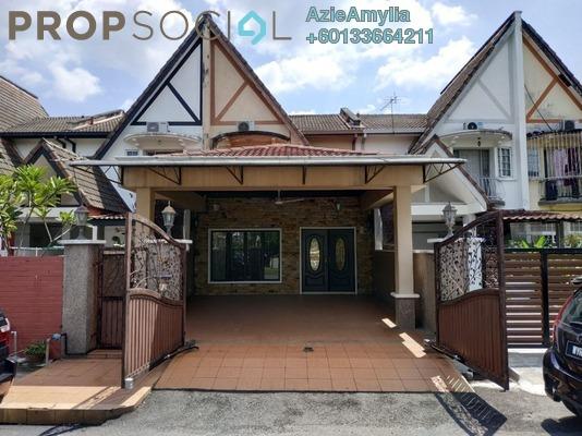 Terrace For Sale in Taman Setiawangsa, Setiawangsa Freehold Semi Furnished 4R/3B 1.25m