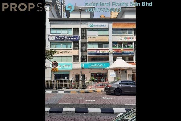 Shop For Rent in Solaris Mont Kiara, Mont Kiara Freehold Semi Furnished 0R/0B 4.6k