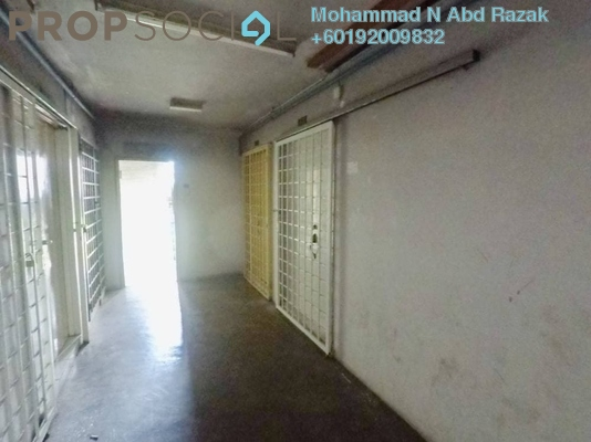 Condominium For Sale in Section 13, Shah Alam Freehold Unfurnished 3R/2B 260k