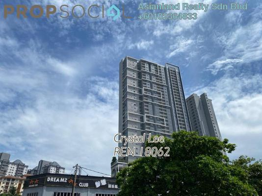 Condominium For Sale in The Herz, Kepong Freehold Unfurnished 3R/2B 540k