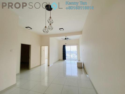 Serviced Residence For Sale in Skypod, Bandar Puchong Jaya Freehold Semi Furnished 3R/2B 550k