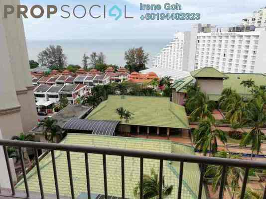 Condominium For Rent in Miami Green, Batu Ferringhi Freehold Fully Furnished 3R/2B 1.7k