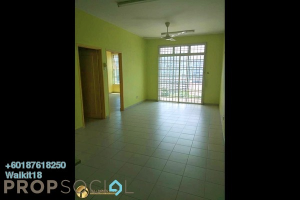 Apartment For Rent in Lake View Suites, Tebrau Freehold Semi Furnished 2R/2B 800translationmissing:en.pricing.unit