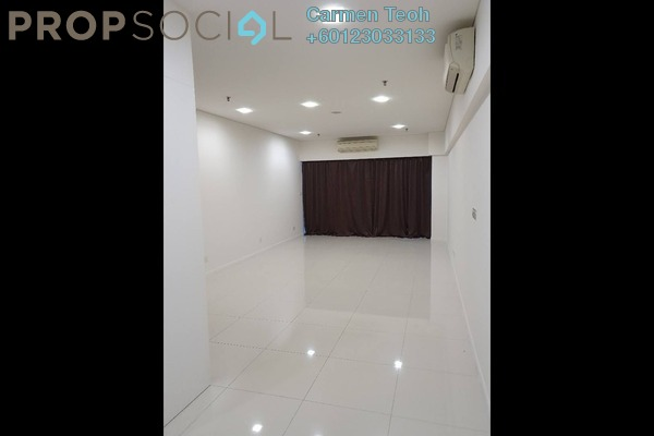 Serviced Residence For Rent in Summer Suites, KLCC Freehold Semi Furnished 0R/1B 1.3k