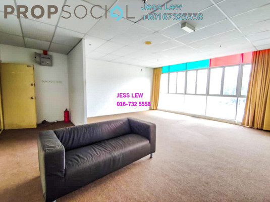 Office For Sale in Sunsuria Avenue, Kota Damansara Freehold Semi Furnished 0R/0B 450k