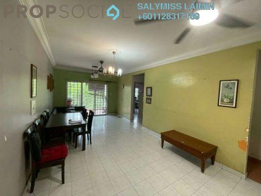 Condominium For Sale in Vista Amani, Bandar Sri Permaisuri Freehold Semi Furnished 4R/2B 415k