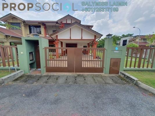 Semi-Detached For Sale in Bandar Bukit Tinggi 1, Klang Freehold Unfurnished 4R/4B 1.78m