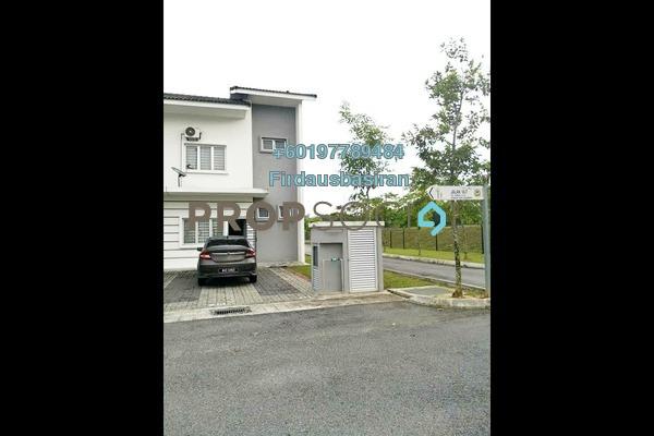 Terrace For Sale in Sri Mekar Apartment, Butterworth Freehold Semi Furnished 3R/3B 365k