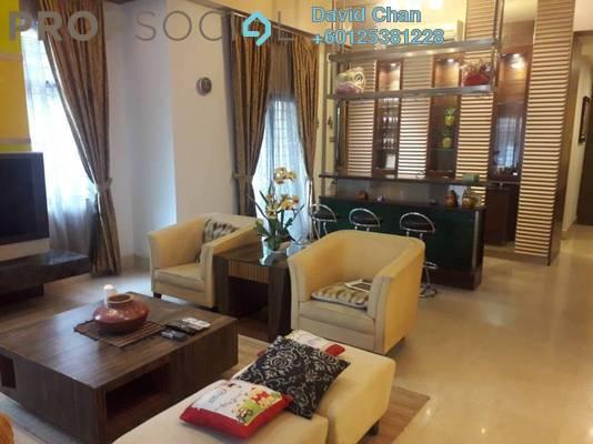 Semi-Detached For Rent in Aman Suria Damansara, Petaling Jaya Freehold Fully Furnished 5R/6B 4.8k
