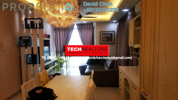 Condominium For Sale in Boulevard Residence, Bandar Utama Leasehold Fully Furnished 3R/2B 765k
