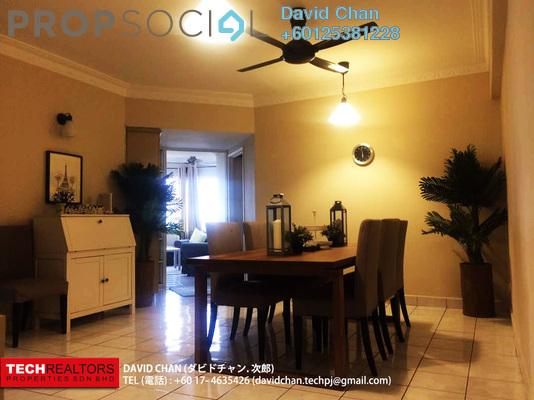 Condominium For Sale in Kelana D'Putera, Kelana Jaya Leasehold Semi Furnished 3R/2B 530k