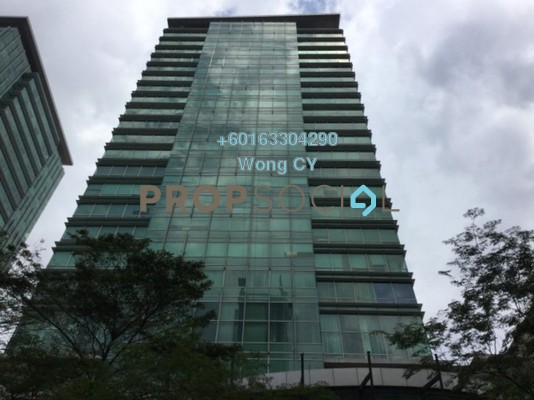 Office For Rent in Centrepoint, Mid Valley City Freehold Fully Furnished 0R/0B 3.5k