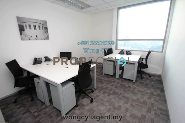 Office For Rent in City Square Serviced Apartment, Kuching Freehold Fully Furnished 1R/1B 799translationmissing:en.pricing.unit