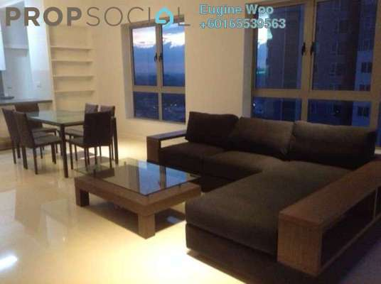 Condominium For Rent in 6 Ceylon, Bukit Ceylon Freehold Fully Furnished 2R/1B 3.3k