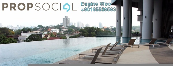 Condominium For Rent in DC Residency, Damansara Heights Freehold Semi Furnished 4R/5B 10.5k
