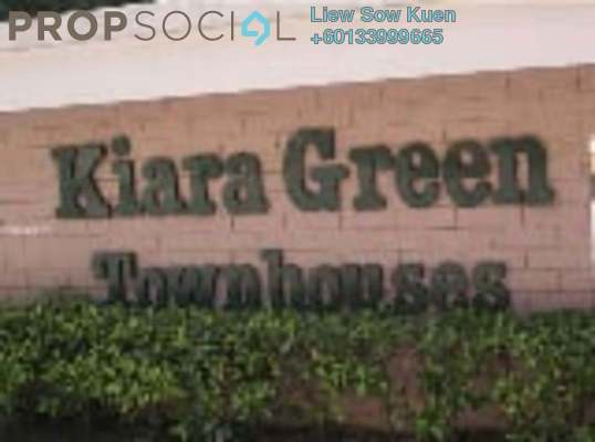 Apartment For Rent in Kiara Green, TTDI Freehold Fully Furnished 3R/3B 2.5k