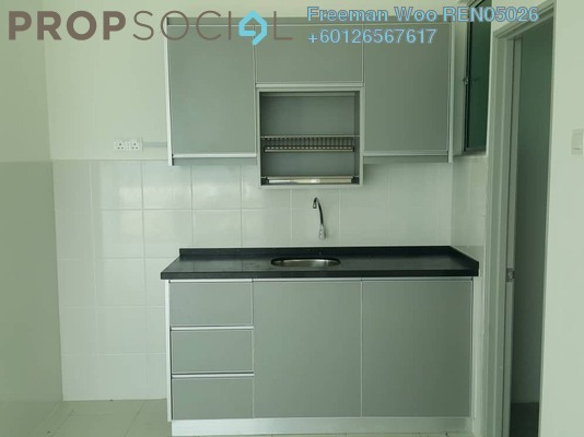 Condominium For Rent in The Zizz, Damansara Damai Freehold Semi Furnished 3R/2B 1.5k