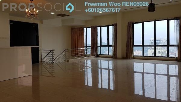Condominium For Sale in 11 Mont Kiara, Mont Kiara Freehold Semi Furnished 5R/6B 4.5m