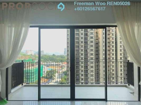 Condominium For Rent in Residensi 22, Mont Kiara Freehold Semi Furnished 3R/3B 5.5k