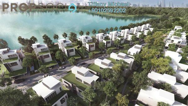 Bungalow For Sale in LakeFront Villa, Cyberjaya Freehold Semi Furnished 5R/5B 1.98m