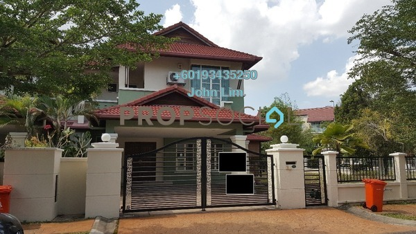 Semi-Detached For Rent in Tropicana Golf & Country Resort, Tropicana Freehold Fully Furnished 5R/5B 8k