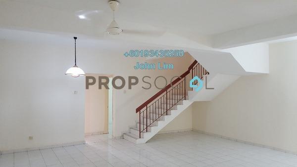 Terrace For Rent in Seri Utama, Kota Damansara Freehold Unfurnished 4R/3B 2k