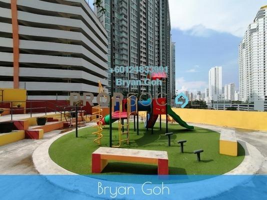 Apartment For Rent in Taman Bukit Erskine, Tanjung Tokong Freehold Unfurnished 3R/2B 750translationmissing:en.pricing.unit