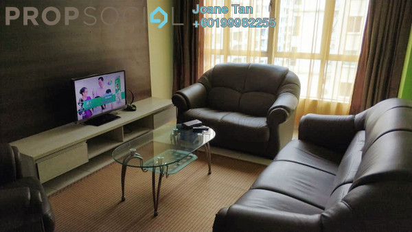 Serviced Residence For Rent in e-Tiara, Subang Jaya Freehold Fully Furnished 2R/2B 1.85k