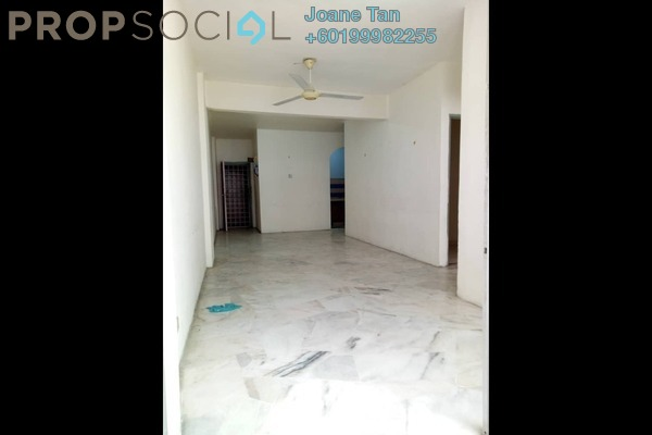 Apartment For Rent in Greenview Apartment, Kepong Freehold Unfurnished 3R/2B 800translationmissing:en.pricing.unit