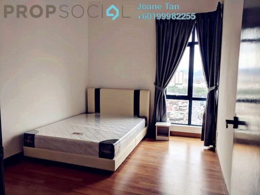 Serviced Residence For Rent in Amaya Maluri, Cheras Freehold Fully Furnished 2R/2B 2k