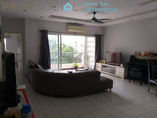Condominium For Sale in Prima Midah Heights, Cheras Freehold Semi Furnished 3R/2B 600k