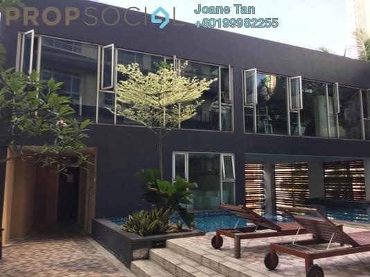 Condominium For Rent in 38 Bidara, Bukit Ceylon Freehold Fully Furnished 2R/2B 2.6k