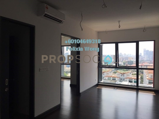 Condominium For Sale in V Residence @ Sunway Velocity, Cheras Freehold Fully Furnished 1R/1B 950k
