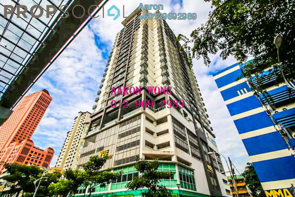 Condominium For Rent in Vue Residences, Titiwangsa Freehold Fully Furnished 1R/1B 1.8k