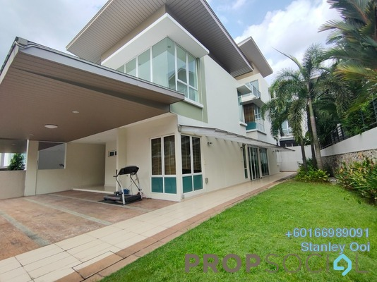 Semi-Detached For Sale in Skyville, Bandar Puchong Jaya Freehold Fully Furnished 7R/6B 3.8m